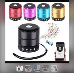 Mini Caixa Bluetooth