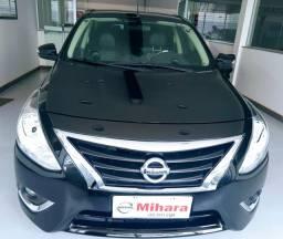 Nissan Versa 1.6 SL CVT c/ 6.000,00 em acessórios Nissan