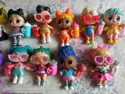 Lote de bonecas lol originais