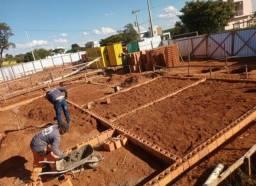 Pedreiro  e projeto civil