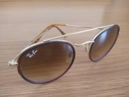 Óculos de Sol Original Ray-Ban Round Double Bridge