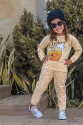 Pijama em moletinho bem quentinho ATACADO ou VAREJO