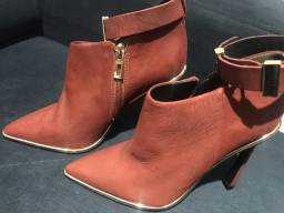 Bota Ankle Boot Schutz