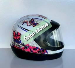 Esportes Capacete Moto Feminino automática  Protork