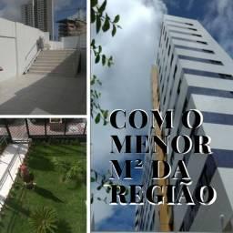 M&M- Edifício Rafaela Gonçalves (Encruzilhada) 02 Quartos