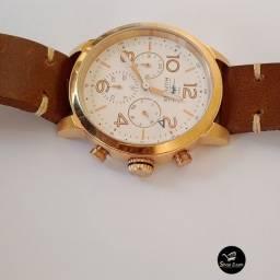 Relógio Tommy Hilfiger Pulseira Couro (Entrega imediata Barreiras)