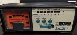 Afinador Boss TU-12 H Usado (Mixer Instrumentos Musicais)