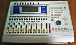 mesa 16 canais studio de gravação c/ efeitos diferentes por canal