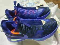 Tênis Nike Pg 4 Gatorade Paul George