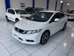 Título do anúncio: Honda Civic 2.0 LXR 2015 *74000km* *Seg.Dono*