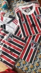 Camisa SPFC 2022 últimas unidades