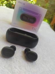 Fone de Ouvido QCY T1C TWS Bluetooth
