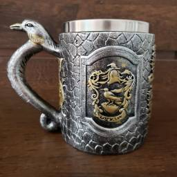 Caneca Harry Potter Hogwarts 4 Casas 3d Chopp Corvinal