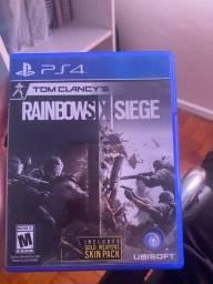 jogo de ps4 rainbow six