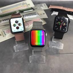 Smartwatch IWO 12 LITE + 3 pulseiras de brinde + 1 brinde exclusivo e frete grátis