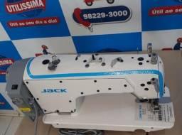 Máquina de costura reta industrial Jack F4 ?