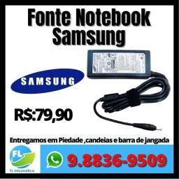 Fonte notebook Samsung