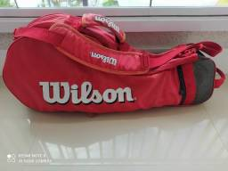 Raqueteira Wilson Tour