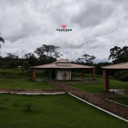 Condomínio com 03 Lagoas em Jequitibá MG, excelentes lotes de 1.000 m²