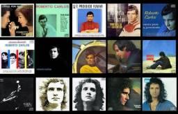 Roberto Carlos Discografia Completa + Raridades Atualizada