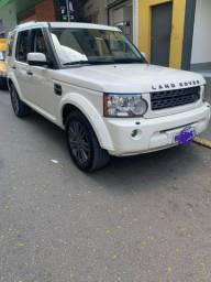 Land Rover DISCOVERY 4 SE 3.0 4x4 DIESEL AUTOMATICO BRANCA  2010