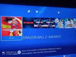 PS4 slim novo DESBLOQUEADO