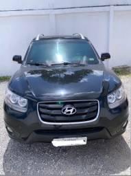 HYUNDAI SANTA FÉ 3.5 7 LUGARES V6 24V 285CV GASOLINA 4P AUTOMÁTICO BLINDAGEM 3A