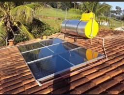 Aquecedor solar - economize 60% na sua conta de energia