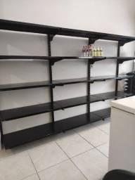 Freezer, Balcão, Prateleiras e Expositor