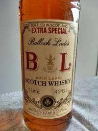 Whisky B&L / Scotland - Ano 1985 - Colecionador