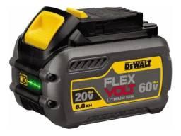 Bateria Dewalt Max 20/60v 6,0ah