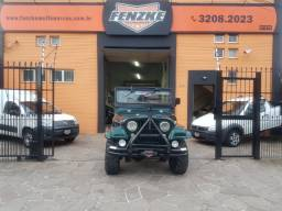 Jeep Willys 4X4 Lindo