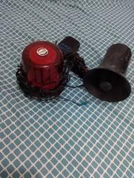 Vendo sirene e giroflex ( sinalizador de led)