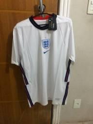 Camisa seleção Inglaterra 2021