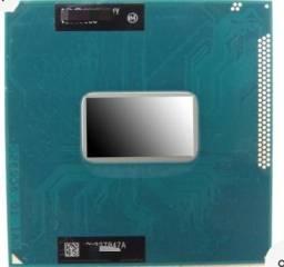 VendoProcessador para notebook Intel core I5 3 geração