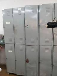 Armário de ferro para vestiário