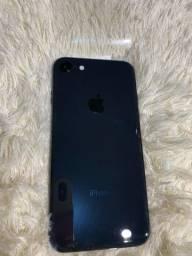 Iphone 8 normal 64 GB preto, 100% de bateria preto