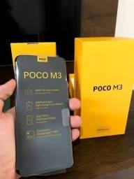 Poco m3 novo sem uso 128GB ( SW CELULARES)