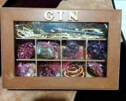 Box Para gin
