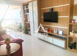 Apartamento com 3 dormitórios à venda, 135 m² por R$ 1.200.000 - Praia do Pecado - Macaé/R