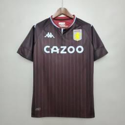 Camisa Aston Villa Home 2020/21