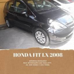 Honda Fit lx, 1.4 2008