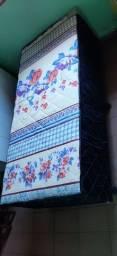 Cama box solteiro 07 cm de espuma nova embalada direto da fabrica