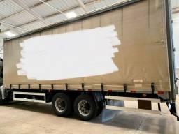 Sider lonado Truck