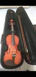 Violino Michael 3/4 seminovo