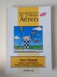 Livro Regulamento Tráfego Aéreo - VFR Piloto Privado