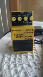 Pedal Boss turbo overdriver OD-2R