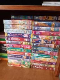 Fitas VHS disney