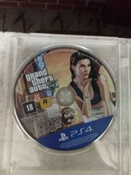 Jogo GTA 5 PS4