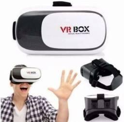 Oculos 3d Virtual+controle -celular Video Jogos